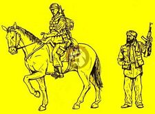 CMK 1/35 US Military Police Mounted & Iraqi Civilian (2 Figures + Horse) F35198