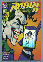 Robin 2 The Joker's Wild #1 [All 5 Covers] Chuck Dixon Tom Lyle DC m