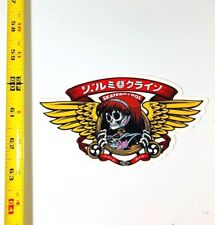 Hook-Ups Jk Industries Dream Hawk Wings Skateboard Vinyl Sticker Decal