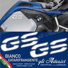 2 Autocollants Réservoir Moto BMW R 1200 GS Adventure LC Encastré Réflecteurs