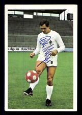 Peter Meyer Borussia Möchengladbach Bergmann Sammelbild 1968 Origin. Signiert