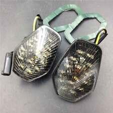 LED Turn Signal lights For 2001-2004 2002 2003 Suzuki GSXR600/750 GSXR1000 Smoke