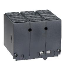 Cache bornes long 3P accessoire disjoncteur NSX100-250. Schneider.