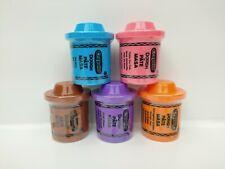 Crayola Modelling Dough Set of 5 - 56g (2 oz) - Brand New - 80593