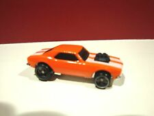 Hotwheels MICRO  67 camaro mini Rare LE HW ORANGE color racers