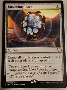 Endless Atlas Commander 2018 NM Artifact Rare MAGIC GATHERING CARD ABUGames