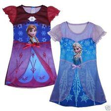 Pijamas y batas de niña de 2 a 16 años camisón azul