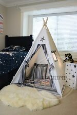 Shooting Star Teepee From Canada with poles,mat, flags and storage bag
