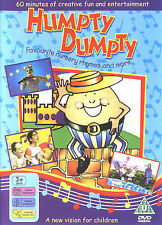 Humpty Dumpty by CYP Ltd (DVD, 2004) new and sealed