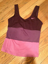 NWOT Nike Fit Dry tennis top tank Size S  purple pink lilac