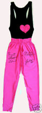 WWE HART FOUNDATION TIGHTS HAND SIGNED WITH EXACT PROOF JIM ANVIL NEIDHART