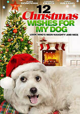 12 Christmas Wishes for My Dog (DVD, 2012)