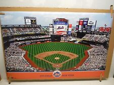 New York Mets Citi Field Costacos Poster