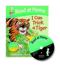 Read at Home: Level 2b: I Can Trick a Tiger Book + CD, Jarvis, Martin, Young, An