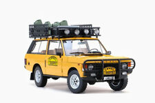 """Range Rover """"Camel Trophy"""" Papua New Guinea 1982 1:18 by Almost Real"""