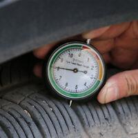 Auto Tire Tyre Ruler Tread Depth Pressure Gauge Measuring Indicator Tool Y2X