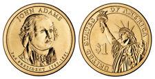 2007 P John Adams Presidential One Dollar Coin From U.S. Mint Money L@@K!