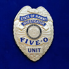 Hawaii Five-0 Film Filmmarke / Dienstmarke Film TV Prop ### ohne Clip