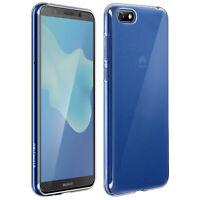 Cover Posteriore + Pellicola Vetro Temprato Schermo Huawei Y5 2018 e Honor 7S -