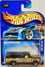 HOT WHEELS 2003 FORD F-150 1979 #217 BLACK FACTORY SEALED