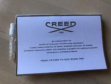Creed Aventus for Her Sample vial 0.08 oz 2.5 ml Eau De Parfum Spray New On Card