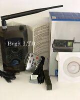 HC550M Hunting Trail Camera HD 1080P 16MP IR Wildlife Scouting Cam Night Vision