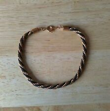 No Bead/Stone Bracelet Vintage Costume Jewellery