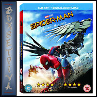 SPIDER-MAN HOMECOMING -  Tom Holland & Robert Downey Jr  *BRAND NEW-REGION FREE*