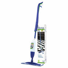 Bona Stone, Tile & Laminate Spray Mop, Microfibre Pad & 850ml Cleaning Solution