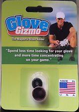 Golf Glove Gizmo - The Magnetic Golf Glove Holder