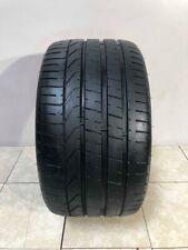 High Tread Used Tire (1) 305/30R20 Pirelli Pzero.