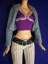 Barbie My Scene ~ Shopping Spree Nolee 3 Piece Outfit J-72