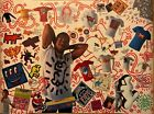 Keith Haring In The Pop Shop Poster signed by Keith Haring 1986