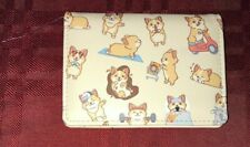 CORGI Dog Cardholder Wallet Boxlunch Exclusive NWOT