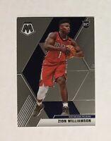 19-20 Mosaic Zion Williamson #209 VARIATION SP RC 🔥🔥🔥 MINT!!! Pelicans Rookie