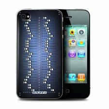Housses et coques anti-chocs graphiques iPhone 4s pour téléphone mobile et assistant personnel (PDA) Apple