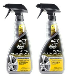 (Pack of 2) Eagle One Aluminum & PVD Wheel Cleaner 23 Fl Oz