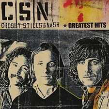 Crosby, Stills and Nash-Greatest Hits  (UK IMPORT)  CD NEW