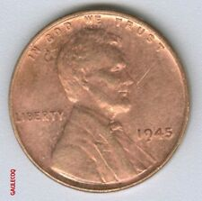 USA  -  WWII 1945 1 CENT WHEAT COIN MONEY (No.2)