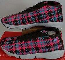 New Mens 13 NIKE Air Footscape Desert Chukka Boots Woven Shoes $180 652822-300