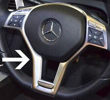Mercedes AMG Steering Wheel insert W204 C Class W212 W207 E Class R172 SLK R231
