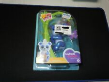 WowWee Fingerlings Baby Panda Archie Blue Glitter Interactive Toy 40+ Sounds NEW