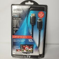 Belkin AV10119 - 10'  High Speed HDMI Cable with Ethernet - Free Shipping