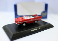 Best of Show 1/87 Amphicar 770 HO Scale resin car model for collection