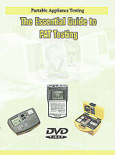 The Essential Guide To Pat Testing (DVD, 2006)