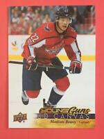 2017-18 Upper Deck Series 2 UD Canvas Young Guns Madison Bowey Rookie RC SP