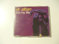 Dr. Alban – It's My Life - CD SINGLE Audio Stampa 1992