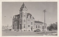 RP; MELFORT , Saskatchewan , Canada , 30-40s ; Post Office
