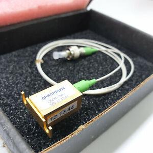 QPhotonics QSDM-790-2 Fibra Acoplado Superluminescent Diodo Modo Único
