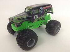 Monster Jam 2004 Mattel Hot Wheels 1:24 Grave Digger Die-cast Toy Monster Truck